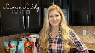 getlinkyoutube.com-Lauren Lately: a Day in the Life