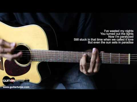 Maroon 5 - Payphone - Guitar Tutee Chords (with lyrics)