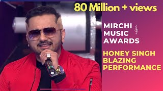 getlinkyoutube.com-Yo Yo Honey Singh Sets The Stage On Ablaze At RSMMA
