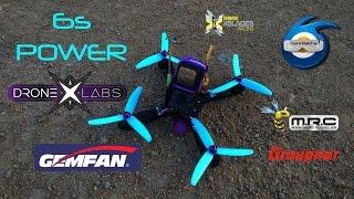 Hyper X 6s Fligth !