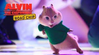 "getlinkyoutube.com-Alvin and the Chipmunks: The Road Chip | ""Juicy Wiggle"" Lyric Video | 20th Century FOX"
