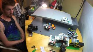 getlinkyoutube.com-The Making of LEGO Zombie Car