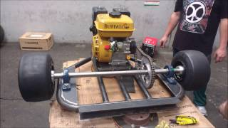 getlinkyoutube.com-Drift Trike Motorizado (Construção) - SóDeRolê