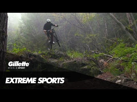 Freeride Mountain Biking In Vancouver | Gillette World Sport