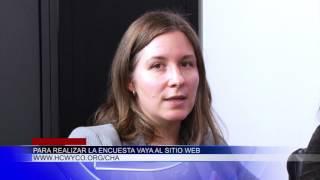 Entrevista Departamento de Salud Wyandotte