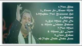 Hindi Full Album..Rahat Fateh Ali Khan ..((Click To Play Song..))My Mixed Collection