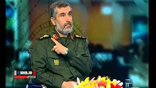 getlinkyoutube.com-فرمانده هوا فضای سپاه - بهپاد آمریکایی -  RQ170 «ایرانی»