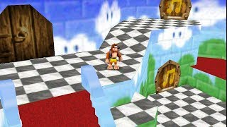 getlinkyoutube.com-Banjo-Kazooie: Mario 64 edition