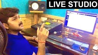 getlinkyoutube.com-मुहवा ओढ़नी से बाँध के - EXCLUSIVE : Pawan Singh - Studio LIVE - Didiya Ke Marad