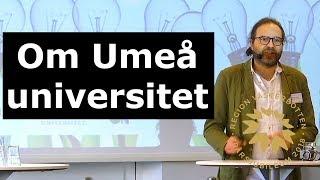 SIN18 - Välkommen till Umeå universitet