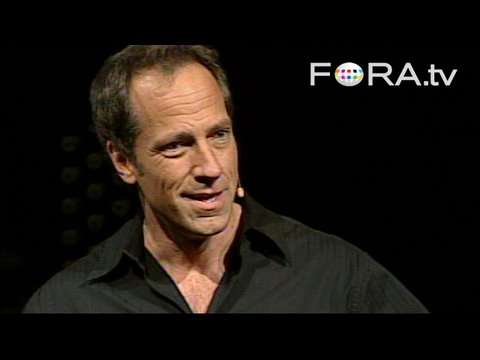 Dirty Jobs' Mike Rowe on Lamb Castration, PETA, and American Labor