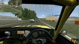getlinkyoutube.com-GT Legends: Killarney Mazda RX-3 Gameplay