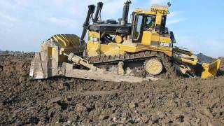 getlinkyoutube.com-Saving the Cat  D10R Like a Boss