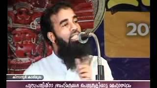 getlinkyoutube.com-Nileshwar Temple Speech - Mujahid Balusheri