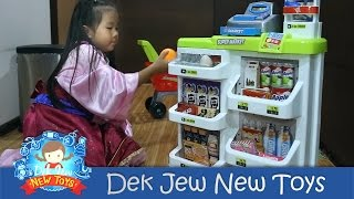 getlinkyoutube.com-ของเล่น ร้านซุปเปอร์มาร์เก็ต  by เด็กจิ๋ว [N'Prim W269]