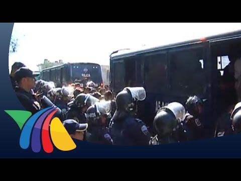 Enfrentamientos en Mina Jaltepec de la delegación Tláhuac | Noticias