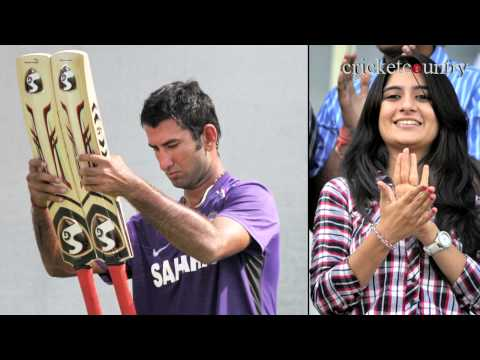 Cricket is Cheteshwar Pujara's first love, says wife