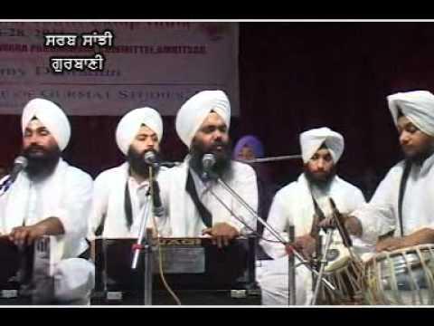 4.khave kharche ral mil bhai,bhai manpreet singh ji new album 2011 september