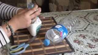 getlinkyoutube.com-فكره للمطبخ باستخدام الزجاجات البلاستيك  | مع جوري اسيا