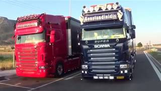 getlinkyoutube.com-SCANIA V8 SOUND