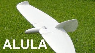 getlinkyoutube.com-Alula Evo, training flights