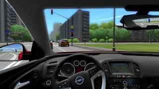getlinkyoutube.com-City Car Driving 1.3.1 Opel Insignia OPC