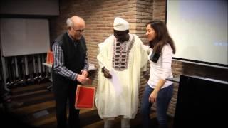 "5ns. Premis ""Barcelona, Drassanes per Àfrica"""