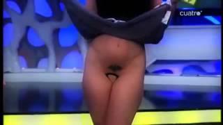 getlinkyoutube.com-Caída de Internet sobre este video! Una chica sin ropa interior!