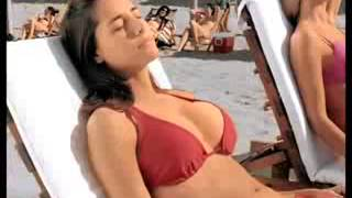 Very Funny Breast Expansion in beer commercial  Ads 2013