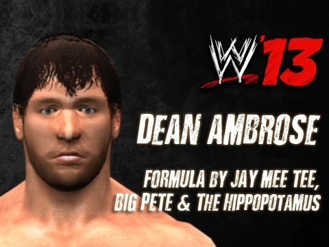 WWE '13 Dean Ambrose CAW Formula by JAY MEE TEE