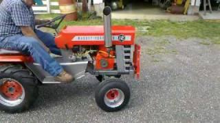 getlinkyoutube.com-Massey Ferguson 12 Mini Tractor