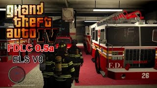getlinkyoutube.com-GTA IV - FDNY/ FDLC - Seventh day with the fire department!