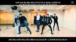 getlinkyoutube.com-[日本語字幕/カナルビ] 몬스타엑스 (MONSTA X) AMEN [Dance Practice]