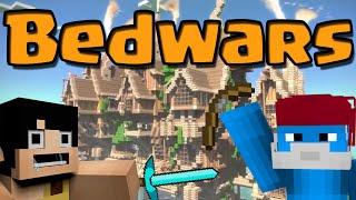 getlinkyoutube.com-Minecraft Bed Wars - LA MIA PRIMA VOLTA