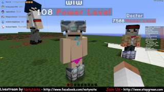 getlinkyoutube.com-Minecraft - กิจกรรม สร้างน้ำตก!!