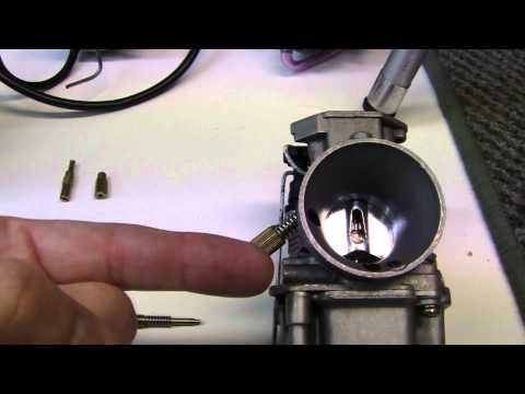 HOW TO ADJUST ANY MOTORCYCLE CARB SLOW JET (3)