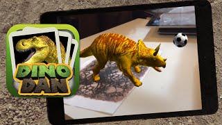 getlinkyoutube.com-Dino Dan Cam - 3D Dinosaur App for iOS