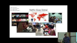 Data Science at Netflix