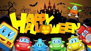 "getlinkyoutube.com-10 mins ""Happy Halloween"" @ ""Mr.Wheeler&Friends"" CARtoons"