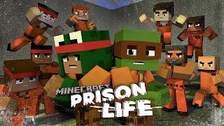 getlinkyoutube.com-Minecraft Prison Life - JOINING A PRISON GANG!? #3 w/ Little Lizard & Tiny Turtle