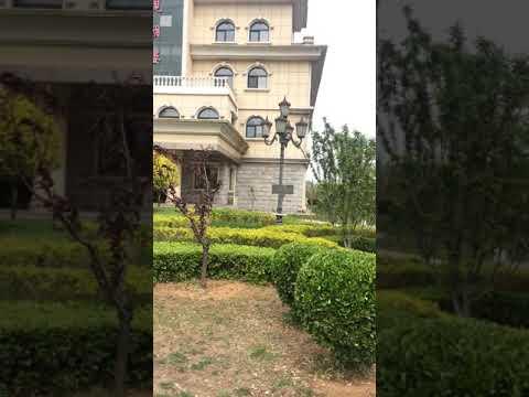 Территория отеля Волна 3* в Бэйдайхэ