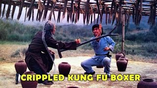 Wu Tang Collection - Crippled Kung Fu Boxer