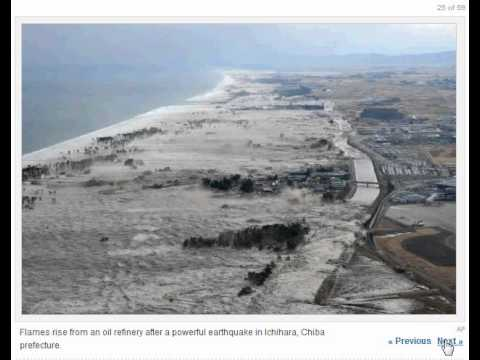 Japan Earthquake and Tsunami March 11th, 2011