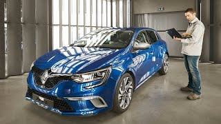 getlinkyoutube.com-Renault Megane Production at Palencia plant