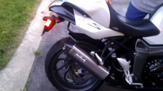 getlinkyoutube.com-BMW K1300S with REMUS exhaust