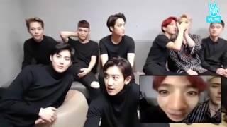 [EXO] Live on Saturday evening : highlight