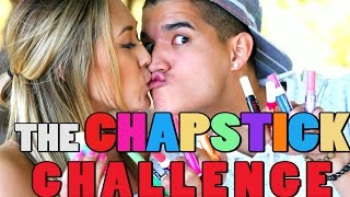 EXTREME CHAPSTICK CHALLENGE!! w/ LAURDIY