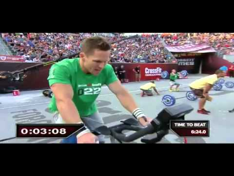 "2011 CrossFit Games - Men's ""Killer Kage"" from the Games Vault"