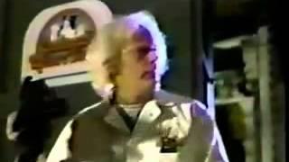 getlinkyoutube.com-Doc Brown Visits Universal Studios Florida 1990