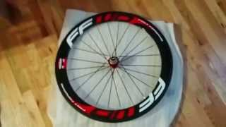 getlinkyoutube.com-60mm Chinese carbon wheels first impressions FFWD